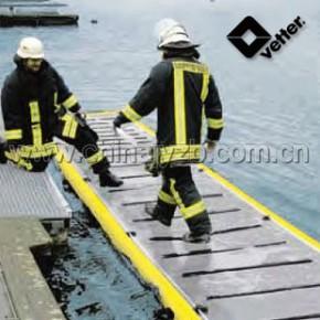 德國進口Vetter威特0.5巴防滑救援浮橋