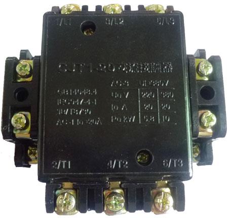 cjt1-20交流接触器