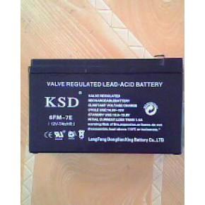 摩托車電池 KSB 摩托車蓄電池