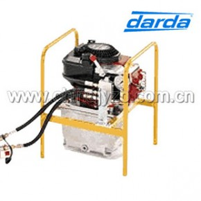 液壓破拆工具 德國達爾達DARDA便攜式汽油機液壓動力站