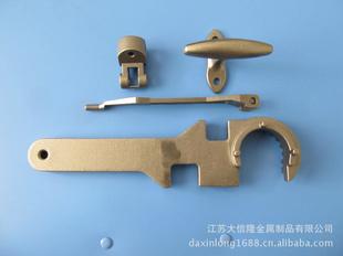 精密铸造 各类材质铸钢件 -加工