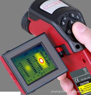 手机热成像仪如何检测电路板