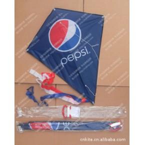 菱形广告风筝  放飞容易  放飞