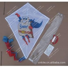 菱形广告风筝 放飞容易 让广告风筝给您的事业加油
