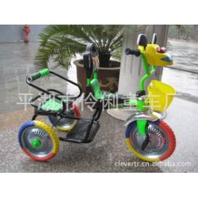 可攜帶朋友的童車,有車籃的童車--伶俐童車