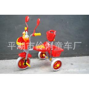 兒童三輪車帶小鴨款 兒童三輪車