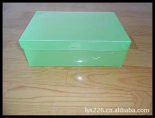 专业生产 各种 PP PVC PET 塑料 包装盒 鞋盒 抽拉式 -橡塑