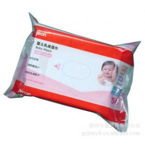 贝亲-婴儿乳液湿巾25片装 KA28