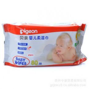 贝亲-婴儿柔湿巾80片装 KA36