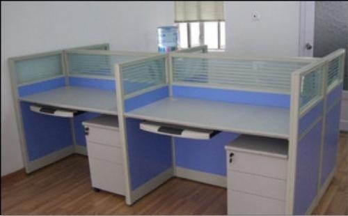 办公家具办公屏风卡座隔断时尚简约工作位组合电脑桌pf