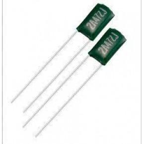 涤纶电容聚酯电容器CL11 0.082UF价格优势