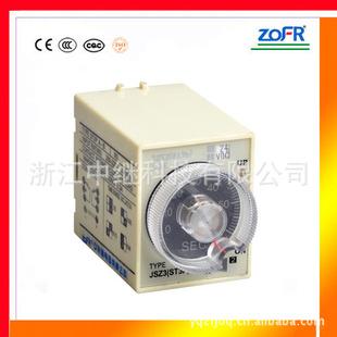 220v dc24v ac110v/220v dc24v 三,使用说明 jsz3系列时间继电器多档