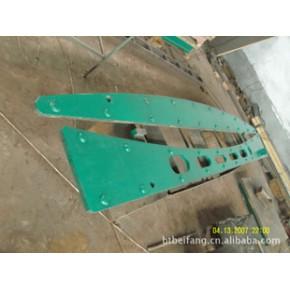对弧样板,钳工平板,弯曲段对弧样板