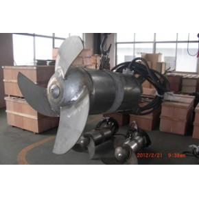 不锈钢潜水搅拌机QJB11/8  潜水推流器
