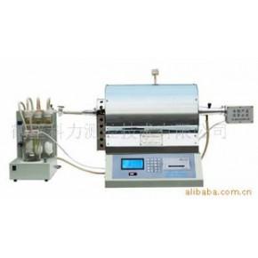 微機漢顯快速測硫儀WDL-9