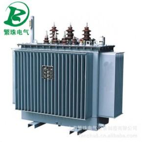 全新油浸式变压器,S9M-400KVA油浸式配电变压器