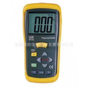 溫度表DT-612 CEM/華盛昌