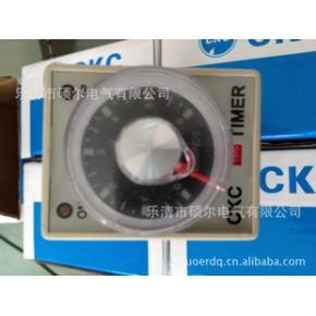 优质供应:CKC延时时间继电器AH3-3