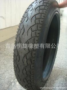电动车轮胎16x3.0 防刺轮胎,加厚耐磨 电动车防刺轮胎 -橡塑图片