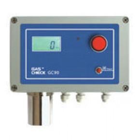 GC880四通道/八通道气体监测报警控制器