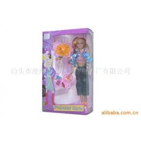 :芭比-玩具娃娃-洋娃娃
