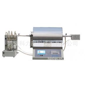 WDL-9T彩色觸屏測硫儀 定硫儀 煤質分析儀