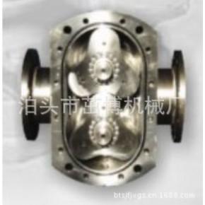 定制整体不锈钢材质的SMR0.01转子泵