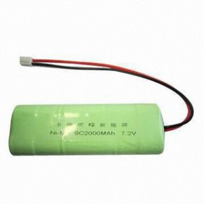 7.2V 动力电池组 航模玩具电池 遥控飞机电池 镍氢电池组