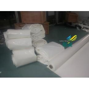 白色PVC960g膜布,每卷长度为50m 透光率强