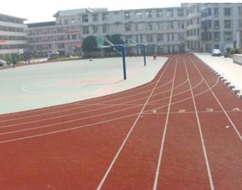 广西塑胶跑道|400米塑胶跑道|南宁田径场地施工 -广西南宁荣杰康体设