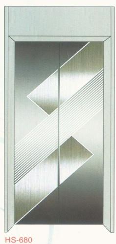 惠州富士电梯轿厢门