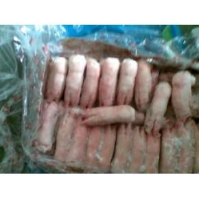 產品規格齊全冷凍豬脊骨豬前排豬蹄