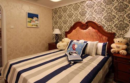 深圳设计法式配饰风格 深圳室内陈设设计专家,泊含设计