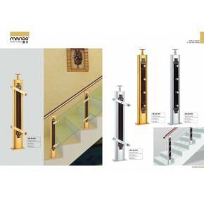 不銹鋼鋁鎂系列樓梯立柱