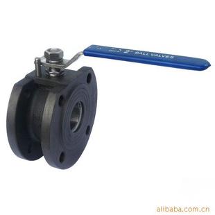 意大利式薄型球阀q71f(碳钢材质)图片