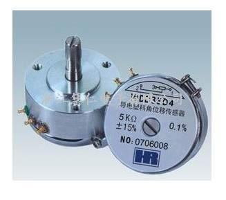 精密导电塑料电位器wdd35d4系列