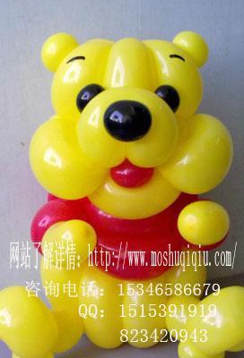 魔术气球培训,气球装饰培训,气球编制培训