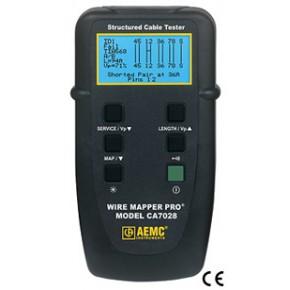 AEMC电缆测试仪