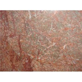 供应大批优质玛瑙红大理石