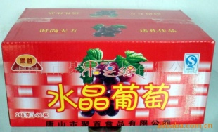 糖水葡萄罐頭 果之緣 268(g)