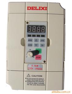 德力西变频器0.4KW 220V 直销 -电子元件图片