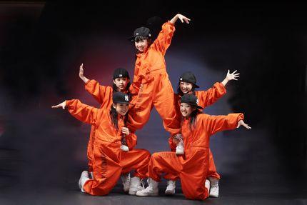 爵士舞 机械舞 嘻哈舞 技巧 少儿街舞