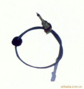 东风标致2008机盖锁拉线结构
