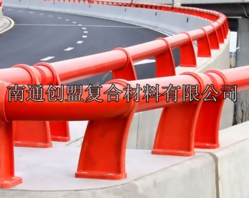 南通创盟玻璃钢防撞墙护栏--高速公路桥梁,城市高架桥专用护栏