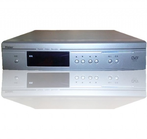 青岛海尔数字电视机顶盒