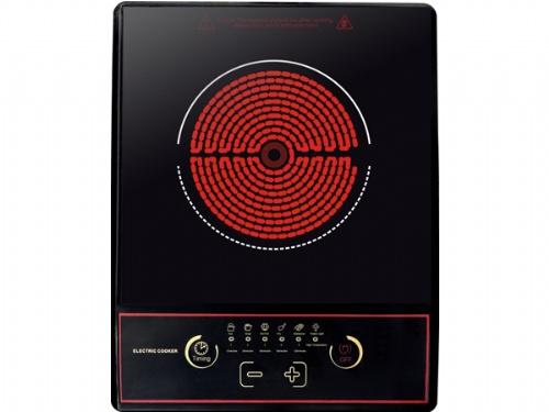 红色电炉子底部接线图