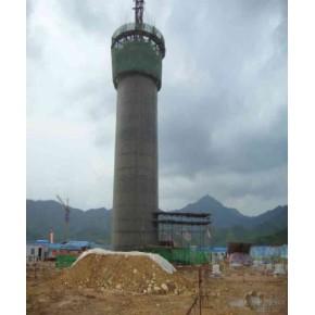 云南100米混凝土烟囱滑模分公司