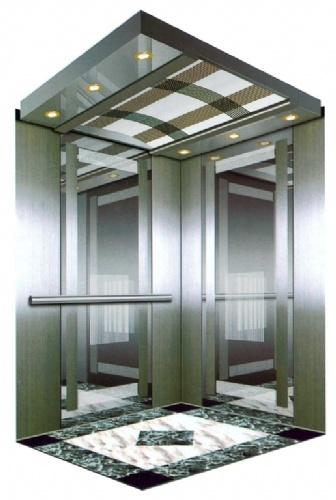 惠州富士电梯乘客电梯轿厢