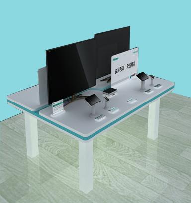 提供精美电脑手机展示台