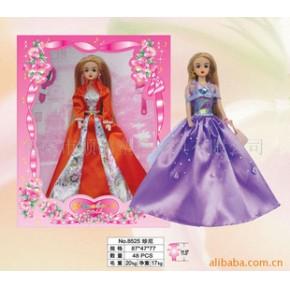 外貿塑料塑膠玩偶,洋娃娃,珍尼,8525